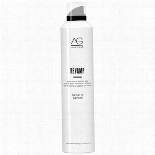 Ag Hair Revamp Keratin Volumizing Spray