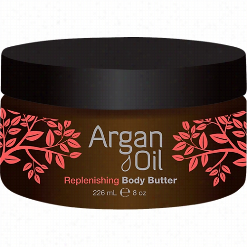 Body Drrench Argan Oil Repleinshing Body Butter