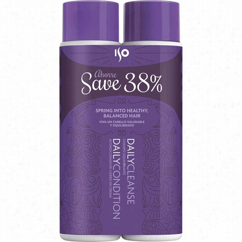 Iso Daily Cleanse & Ondition Duo