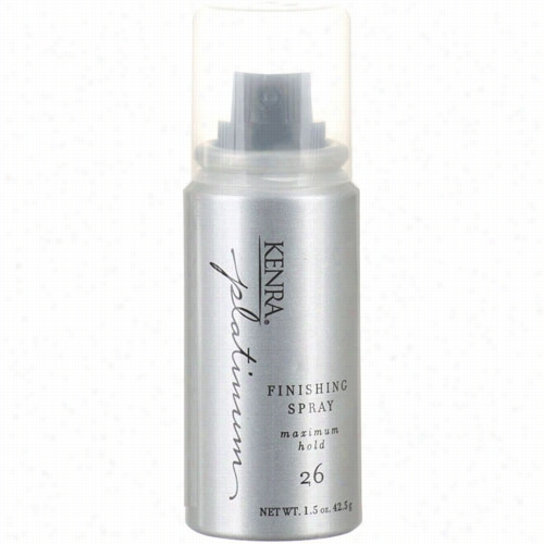 Kenra Porfessional Finishing Spray 26 - 1.5 Oz.