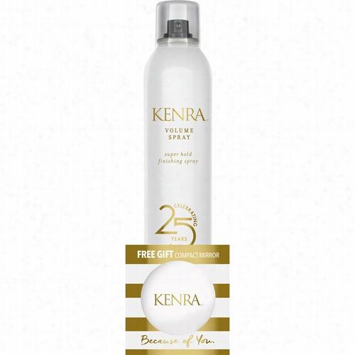 Kenra Professional Volume Spray 25 Limitd Edition 2 Upon Mirror