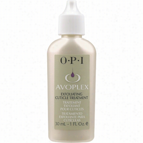 Opi Agoplex Exfoliating Cuticle Tr Eatment