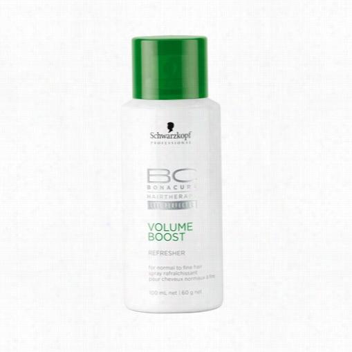 Schwarzkopf Profsesional Bc Bnoacure Volume Boost Dry Shampoo
