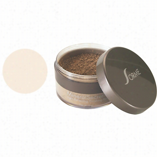 Sorme Mineral Secret Loose Finishing Powder - Sheer Translucent