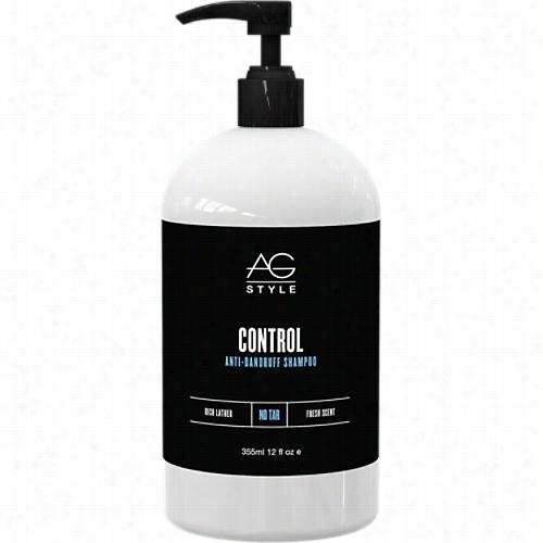 Ag Hair Cont Rol Anti-dandruff Shampoo