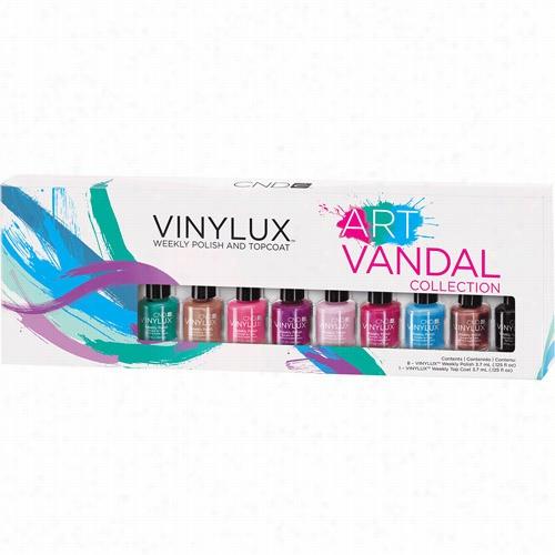 Cnd Art Vanddal Complte Collection Minis