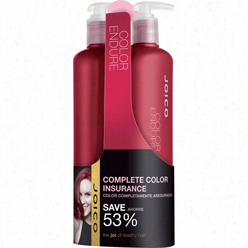 Joico Color Endure Half Liter Duo