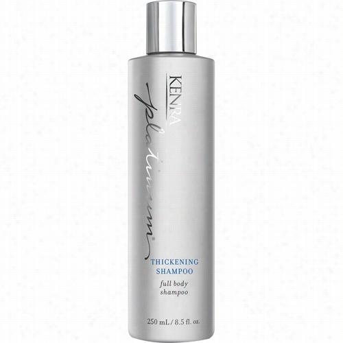 Kenra Professional Platinum Thicmening Shampoo