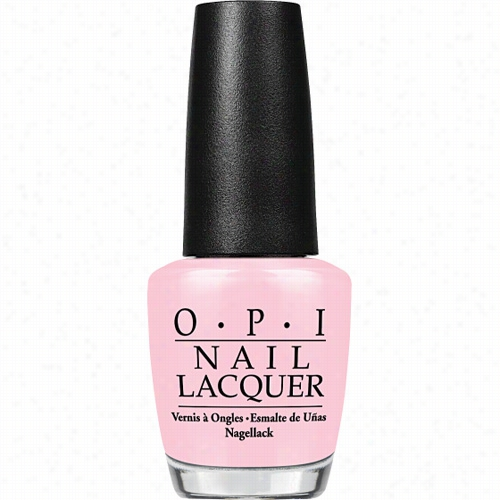Opi In Thw Spot-light Pink