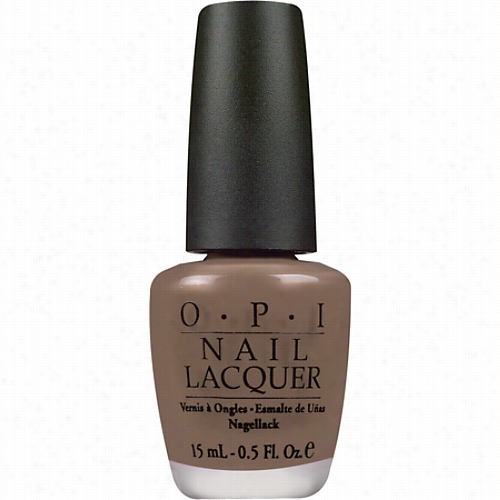 Opi Over The Taue