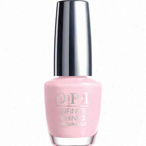 Opi Pretty  Pink Perseveres