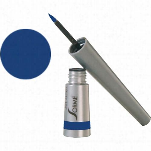 Sorme Jet Liner Precision Ilquid Eyeliner - Sapphire