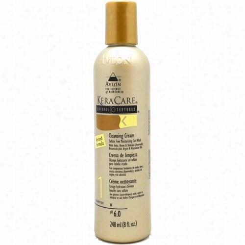 Avlon Keracare Natural Textures Claensing Cream