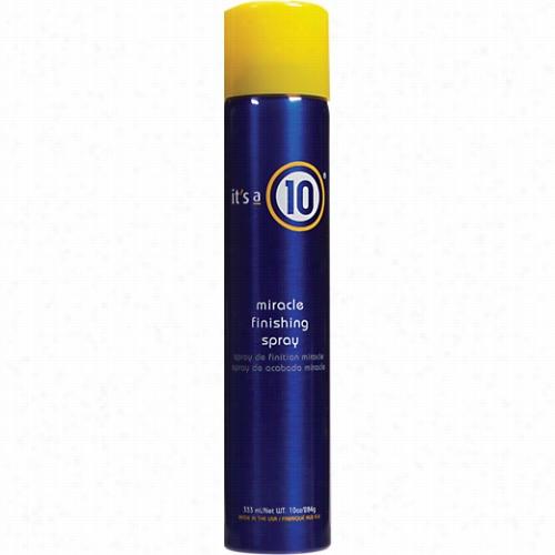 It's A 10 Mirace Finishing Spray