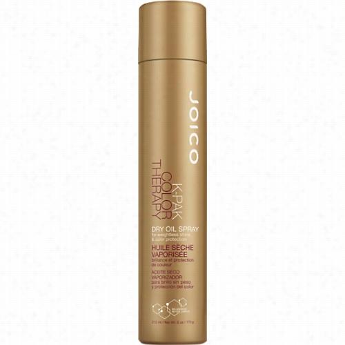 Joico K-pak Cloor Therapy Dyr Oil Spray