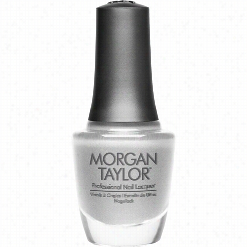 Morgan Taylor Gifted In Platinum