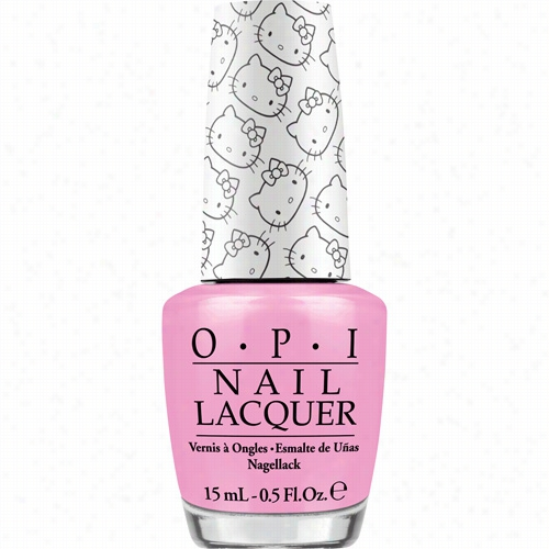 Opi Look Aat My Bow!
