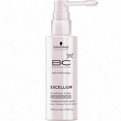 Schwarzkopf Professional Bc Bonacuree Excellium Plumping Tonic