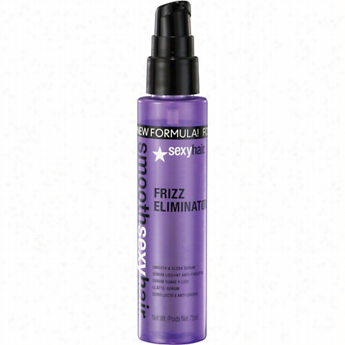 Sexy Hair Smooth Sexy Hair Frizz Eliminator Smooth And Smooth Serum