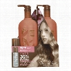 Bain de Terre Shea Butter & Wild Ginger Liter Duo with Infinite Hold Firm Finishing Spray