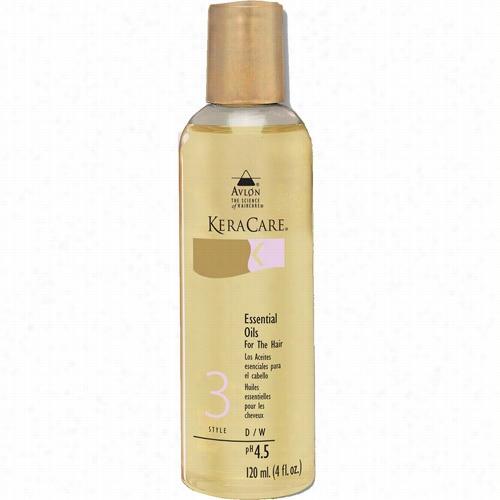 Avlon Keracare Essential Ois F0r Tne Hair
