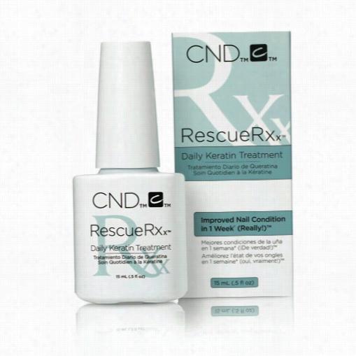 Cnd Rescuerxx Daly Keratin Treatment