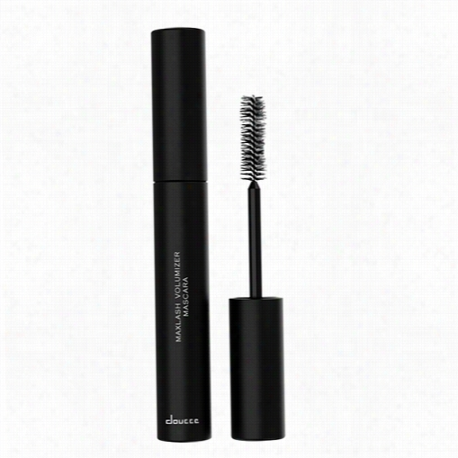 Doucce Maxlah Volumizer Mascara - Black