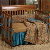 HiEnd Accents CS4287 Baby San Angelo Crib Set - Set of 3