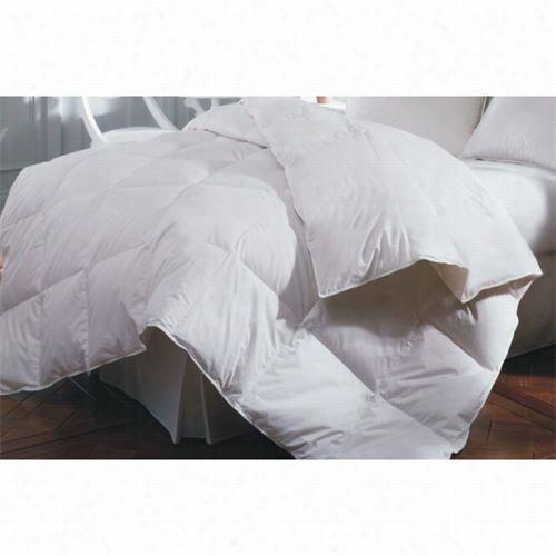 "Downrigh Tastr-q-ay-com  Astra 866"" X 86"" 70oz Down Alternative Comforter In White"