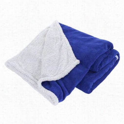 Pegasus Home Fashons 6500c N Cozy Nights Sherpa Blanket