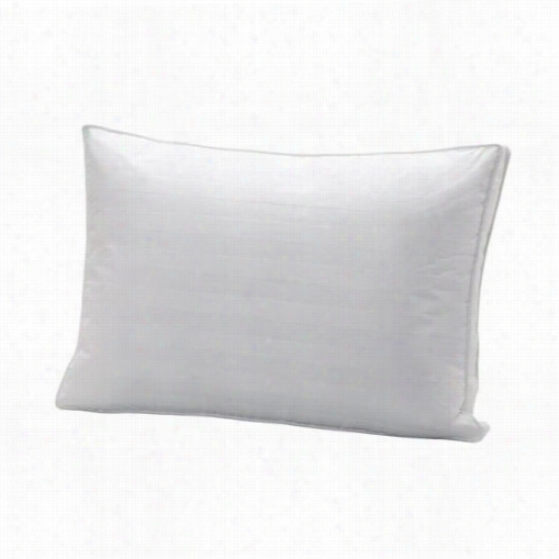 Southern Textiles Qg0048  Standard/queen Micro Gel Medium Pillow