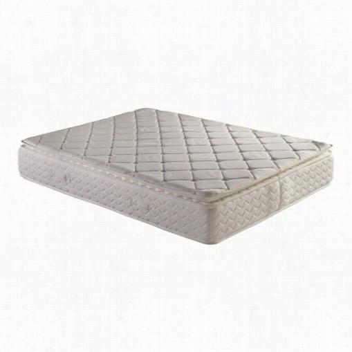 "Atlantic Furniture M-46212 Dreamweaver Olympus 11"" Twin Memory Foam Pkllow To P Mttresss"