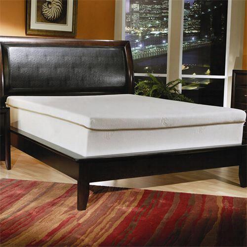 Coaster Furniture 1005kw 14&qu Ot;  Cal King Mattress In White