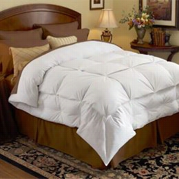 Pacific Coast  48653 Stratus Sovereign Size Down Comforter In White