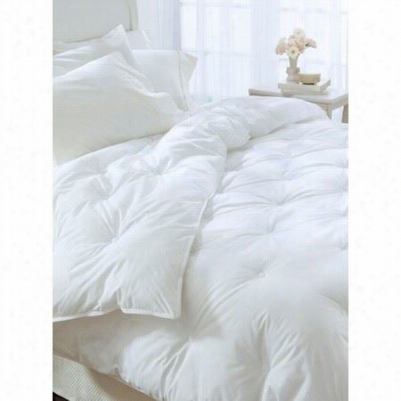Restful Nights 60666 Full/queen Size Ultima Supreme Comforter In White