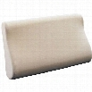Coaster Furniture 1015 Small Contour Pillow in White