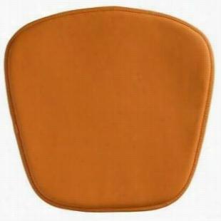 Zuo 188007 Mesh/wire Bar/wire Chair Cushion In Odange