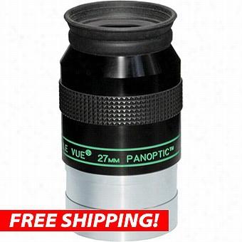 27mm Tele Vue Panoptic Telescop Eeyepiece