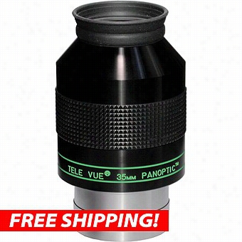 35mm Tele Vue Panoptic Telescope Eyepiece