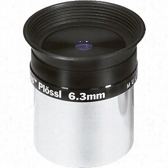 6.3mm Orion Sirius Plossl Telescope Eyepiece