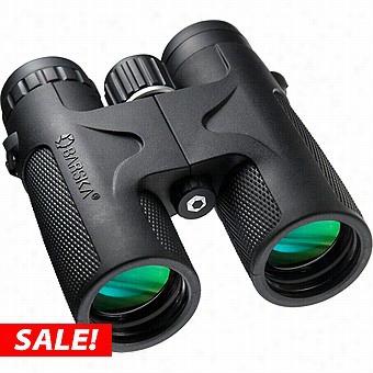 Basrka 10x42 Blackhawl Waterproof Binoculars