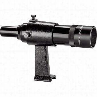 Black 8x40 Orion Achromatic  Finder Scoep