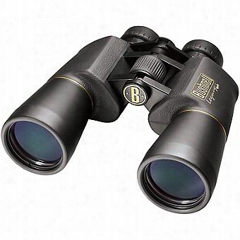 Bushnell Powerview 10x50mm Blaack Waterproof Binoculars