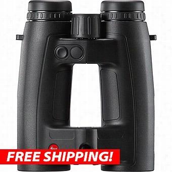 Leica 10x42 Geovid Hd-b Waterproof Binoculars