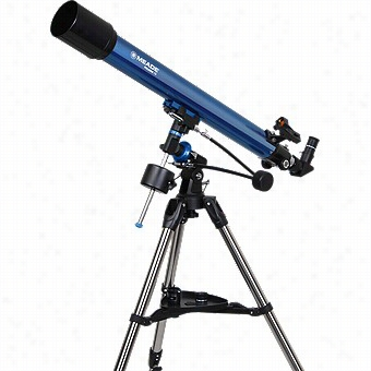 Meade Polaris 70mm Born Of The Same Father And Mother Equatorial Refractor Telescope