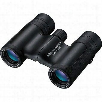 Nikon 10x21 Aculon W10 Waterproof Binoculars, Black
