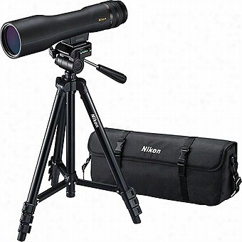 Nikon 16-48x60mm Prostaff 3 Fieldscope Outfiy