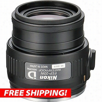 Nikon 20x Wide Edg Fieldscope Eeypiece