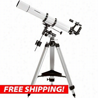 Oiron Astroview 90mm Equatorial Refracto Rtelescope