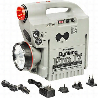 Orioon Dynamo Pro 17ah Rechargeable 12v  Dc Power Station